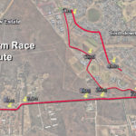 Irene Farm Race - 10km route