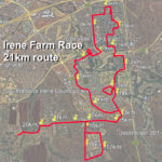 Irene Farm Race - 21km route
